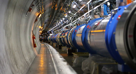 Research at CERN